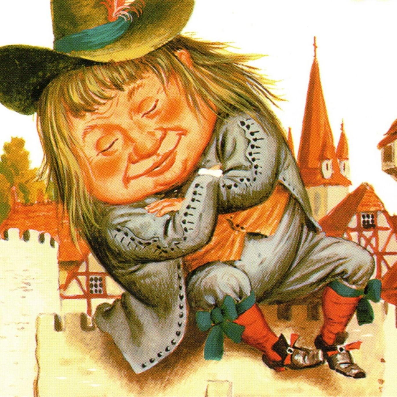 Кто научил говорить по-русски Карлсона и Винни-Пуха. Галерея 4. Самуил Маршак