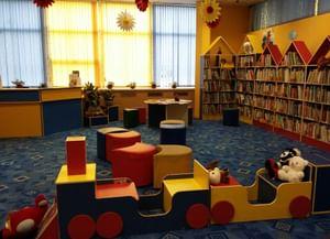 Детская библиотека № 158 (филиал № 1)