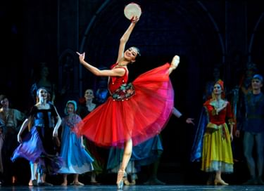 Балет «Эсмеральда»