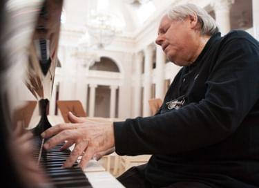 Фортепианный вечер Григория Соколова