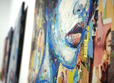 Выставка Славы Зайцева «Другие краски»