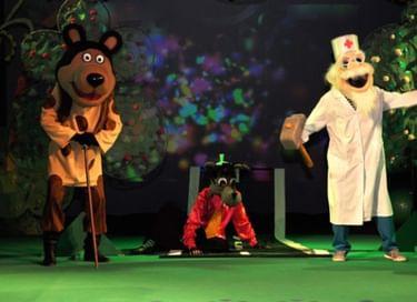 Мюзикл «Шоу ростовых кукол «Светофор»