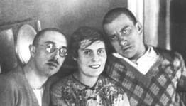 Любовные треугольники русских поэтов