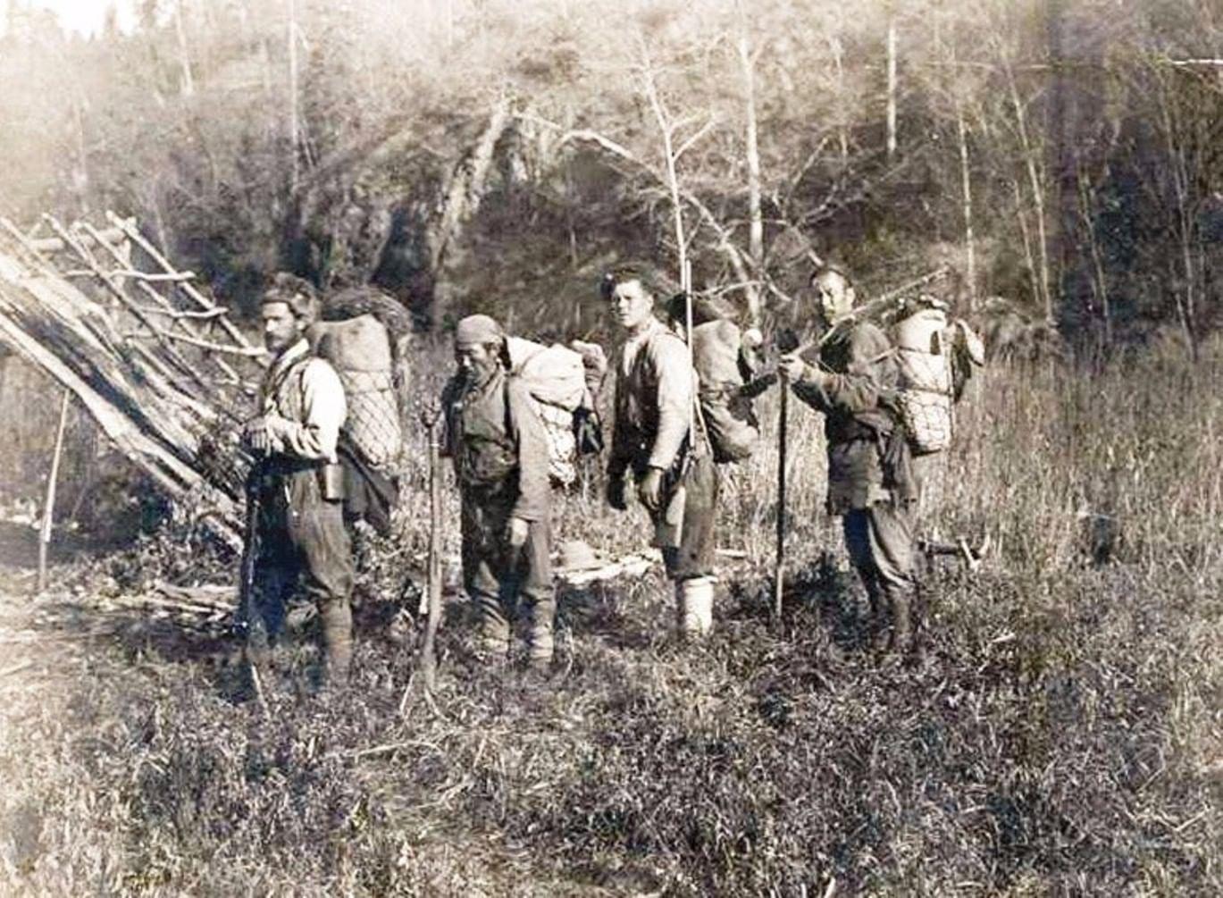 5 русских первопроходцев. Галерея 4. Владимир Арсеньев