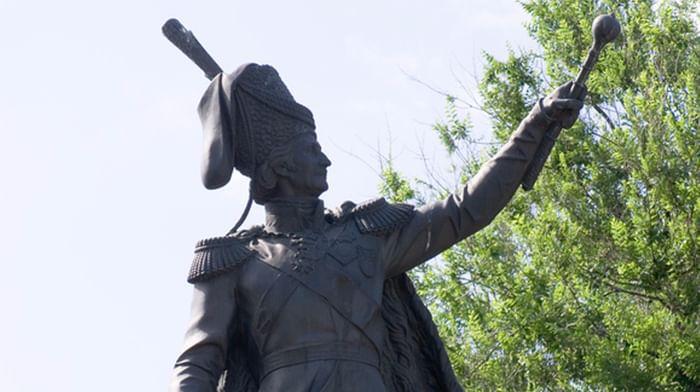 Памятник Матвею Платову в Новочеркасске