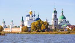 Ростов Великий — колыбель русской архитектуры