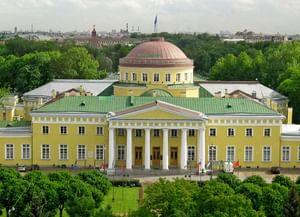 Самые интересные факты о Таврическом дворце: триумф русского классицизма