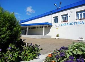 Библиотечная информационная система г. Стрежевой