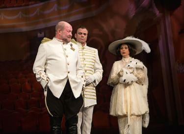 Спектакль «Ивонна, принцесса Бургундская»
