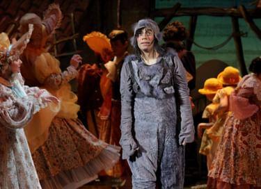 Опера-сказка «Гадкий утёнок»