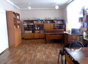 Нижнеольшанская сельская библиотека