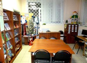 Песчанская модельная авторская библиотека им. А. М. Топорова