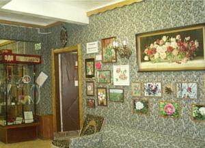 Центральная районная библиотека п. Шипицыно