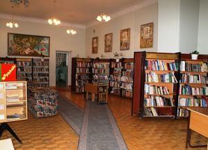 Библиотека-филиал № 9 г. Грозного