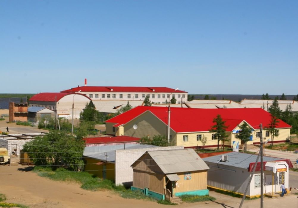 Поселок урдома фото фон