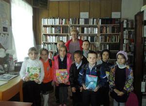 Спешневская сельская библиотека