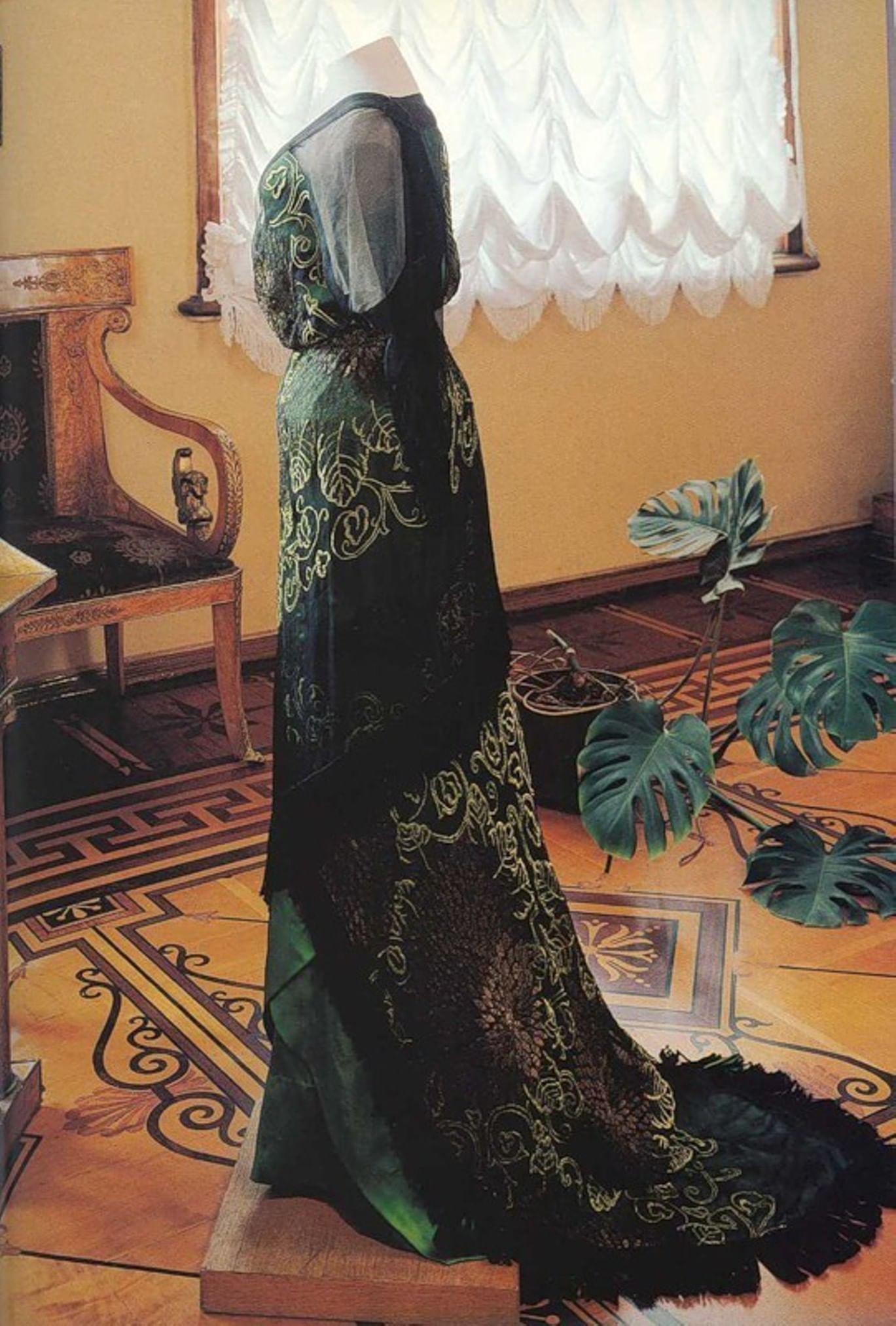 Надежда Ламанова — кутюрье императорской семьи. Галерея 3