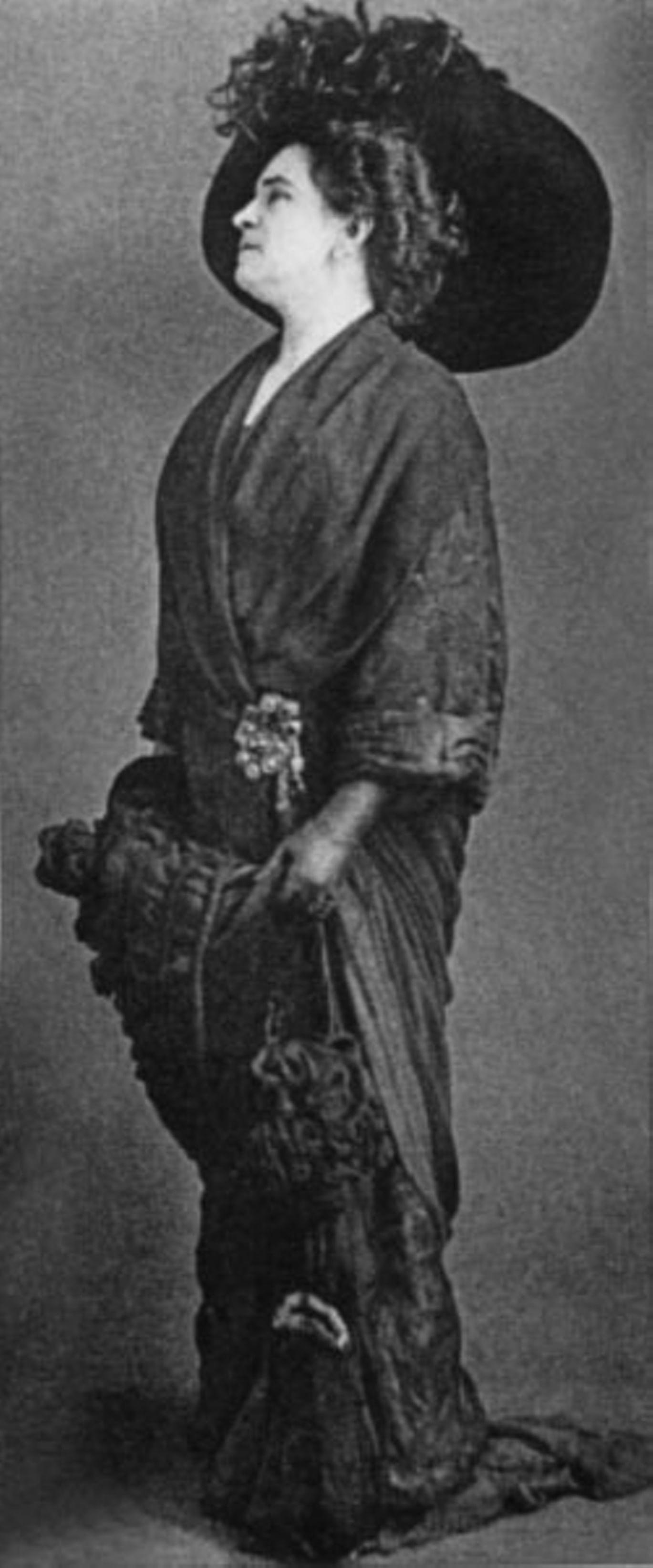 Надежда Ламанова — кутюрье императорской семьи. Галерея 5