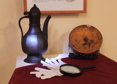 Выставка «Тайна музейного предмета»