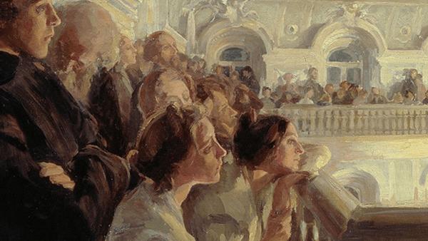 История театрального искусства в россии доклад 5450