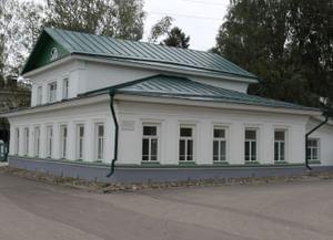 Дом-музей И.И. Левитана в Плёсе