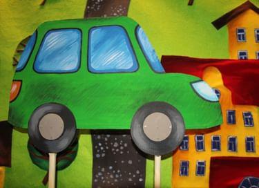 Спектакль «НЛО, варенье и правила дорожного движения»