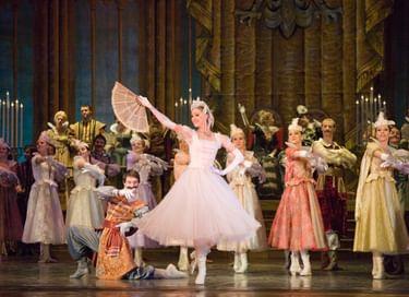 Спектакль «Балетные шедевры в оперной классике»