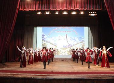 Фестиваль «Танец – язык мира»