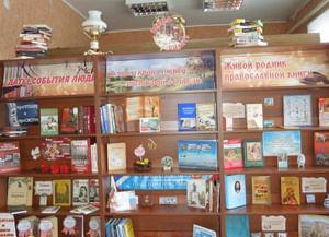 Федосеевская  модельная библиотека