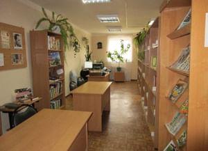 Знаменская модельная библиотека  им. Ф. И. Наседкина