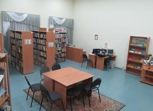 Городищенская  модельная библиотека
