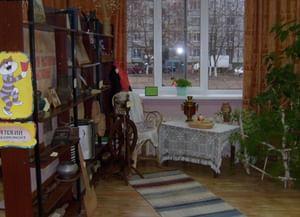 Модельная библиотека № 11 г. Старый Оскол