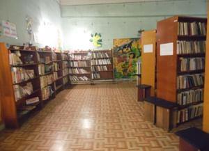 Детская библиотека-филиал им. Островского г. Симферополь