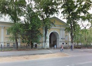 Лефортовский (Меншиковский) дворец