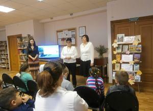 Слободская сельская библиотека-филиал