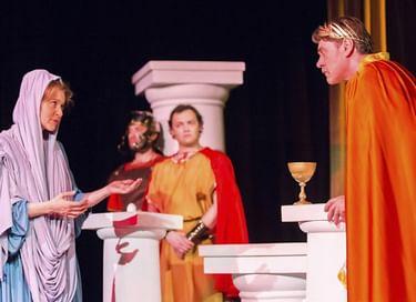 Спектакль «Римская легенда»