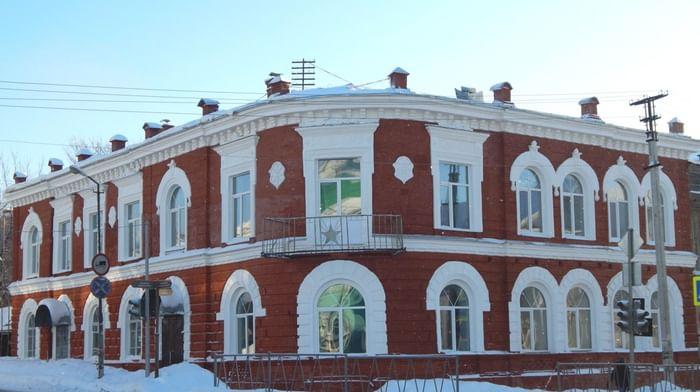 Яранская центральная районная библиотека им. Г. Ф. Боровикова