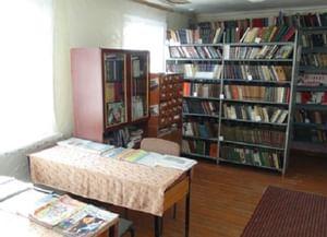 Березовская библиотека-филиал