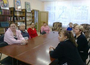 Щекинская сельская библиотека-филиал