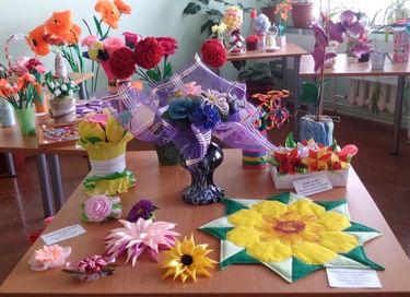 Экспозиция «Выставка цветов»