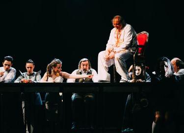 Спектакль «Грязнуля»