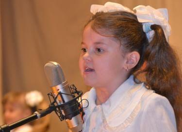 Конкурс молодых исполнителей «Голос»