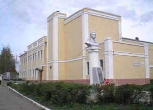 Центральная библиотека Сасовского района