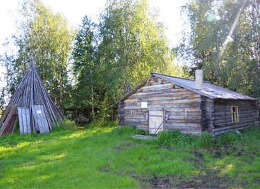 Выставка «Зимнее поселение»
