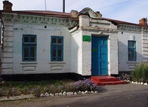 Белогорьевская сельская библиотека