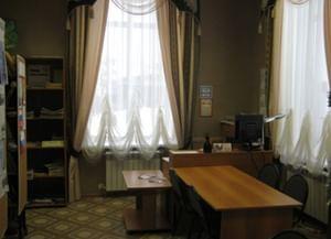 Яменская библиотека-филиал