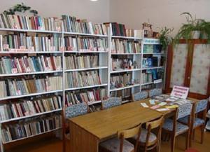 Сомовская сельская библиотека
