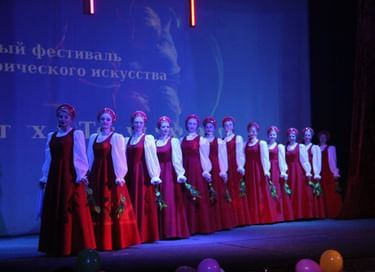 Фестиваль танца «В гостях у Терпсихоры»