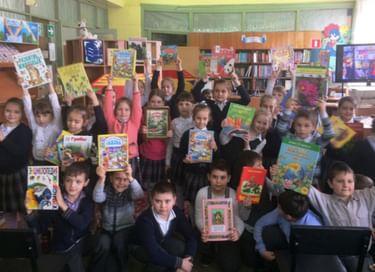 Неделя детской книги «И девчонки, и мальчишки, все пришли на праздник книжки!»