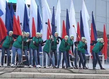 Областной конкурс исполнителей эстрадной песни «Я вам пою»